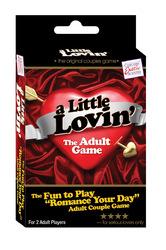 A LITTLE LOVIN GAME