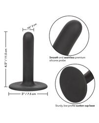 BOUNDLESS 4.5 IN SLIM PROBE BLACK