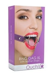 RING GAG XL PURPLE