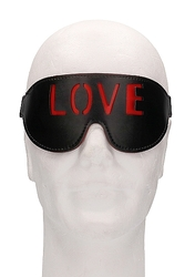 OUCH! BLINDFOLD LOVE BLACK