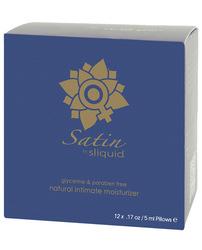 SLIQUID SATIN LUBE CUBE 8.5 OZ