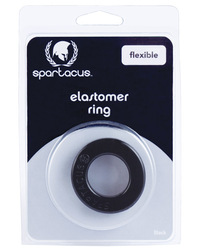 ELASTOMER C-RING METRO BLACK