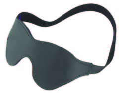 CLASSIC BLINDFOLD W/ PURPLE FUR