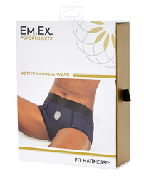 SPORTSHEETS EM.EX. FIT HARNESS MEDIUM