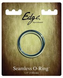 EDGE SEAMLESS 1.5 O RING METAL ""