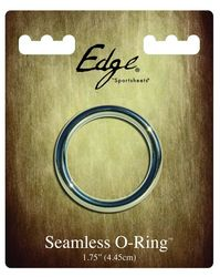 EDGE SEAMLESS 1.75 O RING METAL ""