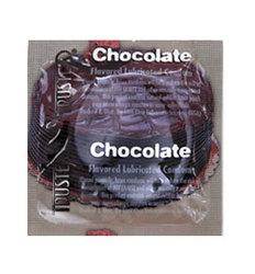 TRUSTEX CONDOMS-CHOCOLATE