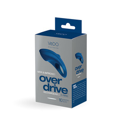 VEDO OVERDRIVE PLUS RECHARGEABLE RING MIDNIGHT MADNESS