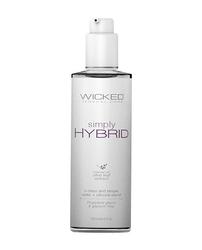 WICKED SIMPLY HYBRID LUBE 4 OZ