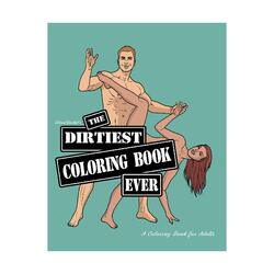 THE DIRTIEST COLORING BOOK (NET)