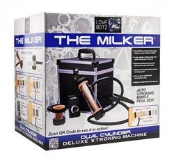 LOVEBOTZ MILKER DELUXE STROKER MACHINE