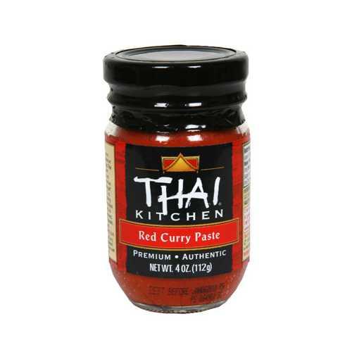 Thai Kitchen Curry Red Paste (12x4 Oz)