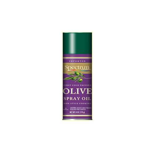 Spectrum Naturals Extra Virgin Olive Oil Spray ( 6x6 Oz)