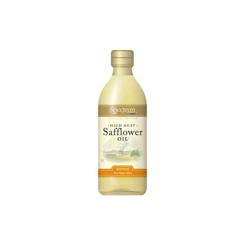 Spectrum Naturals Refined Safflower Oil (12x16 Oz)