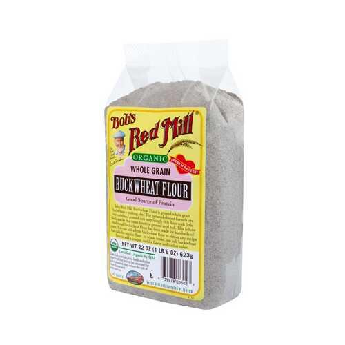 Bob's Buckwheat Flour ( 4x22 Oz)