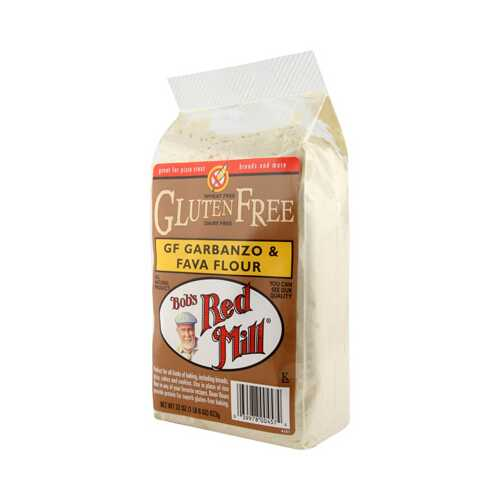 Bob's Garbanzo Fava Flour Gluten Free ( 4x22 Oz)