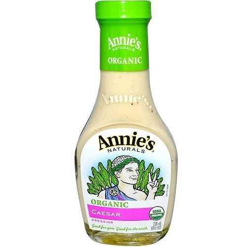Annie's Naturals Caesar Dressing (6x8 Oz)