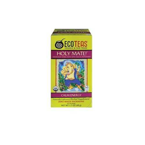 ECOTEAS Holy Mate! Tea Bags (6x24ct)