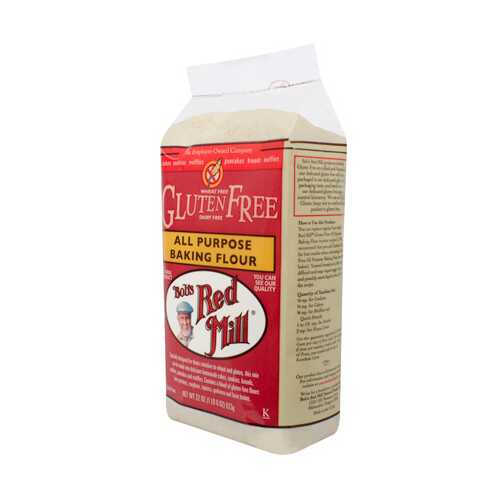 Bob's All Purpose Baking Flour Gluten Free ( 4x44 Oz)