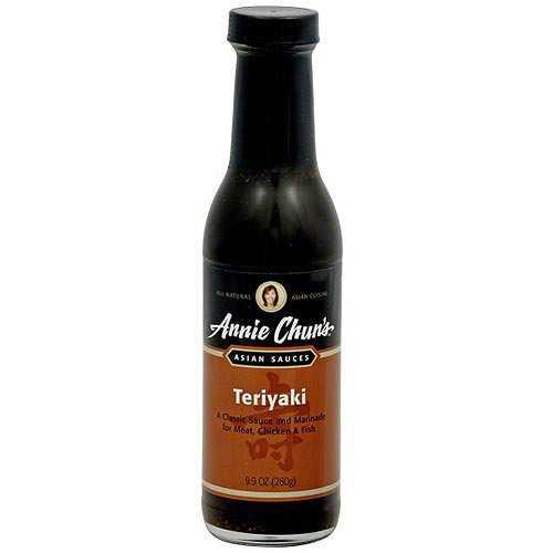 Annie Chun's Teriyaki Original Sauce (6x9.9 Oz)