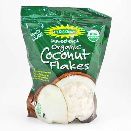 Let's Do...Organics Coconut Flakes ( 12x7 Oz)