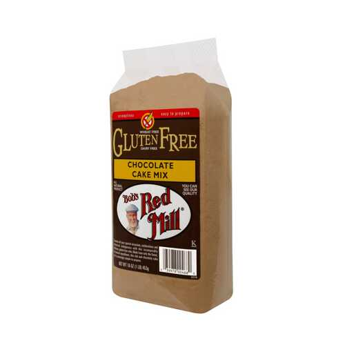 Bob's Chocolate Cake Mix Gluten Free ( 4x16 Oz)