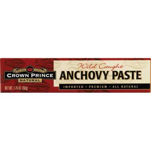 Crown Prince Anchovy Paste (12x1.75 Oz)