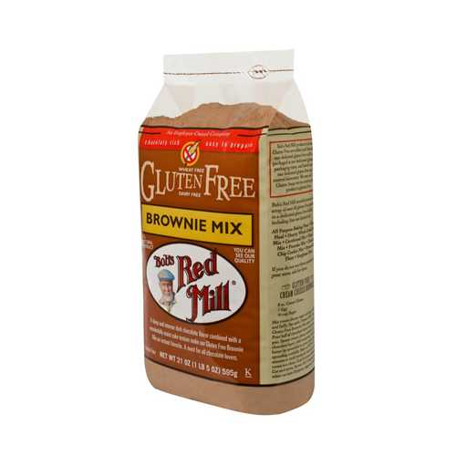 Bob's Gluten Free Brownie Mix ( 4x21 Oz)