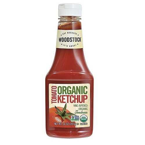 Woodstock Tomato Ketchup (16x14 Oz)