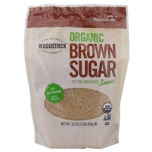 Woodstock Farms Brown Sugar ( 12x16 Oz)