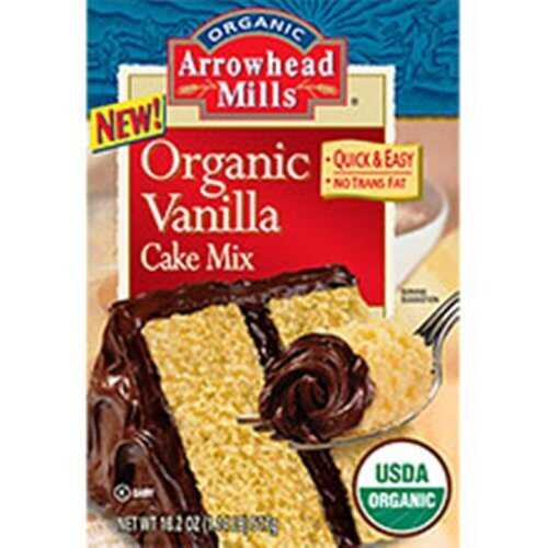 Arrowhead Mills Vanilla Cake Mix ( 6x18.2 Oz)