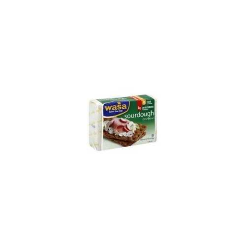 Wasa Sourdough Rye Crispbread (12x8.8 Oz)