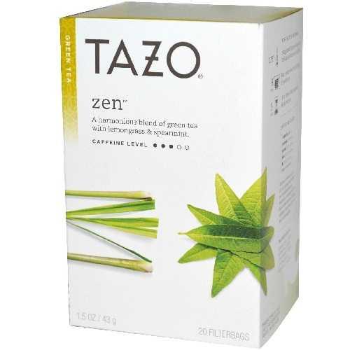 Tazo Tea Zen Green Tea (6x20 Bag)