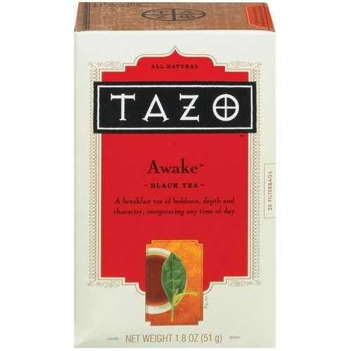 Tazo Tea Awake Black Tea (6x20 Bag)
