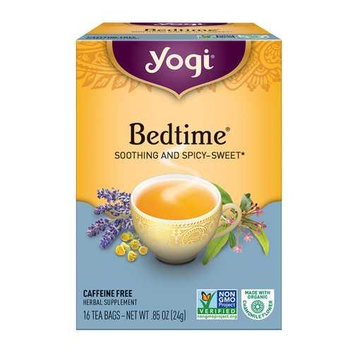 Yogi Bedtime Tea (6x16 Bag)