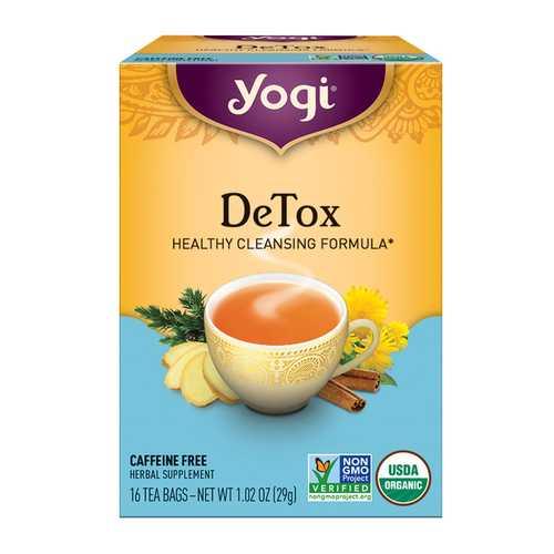 Yogi Detox Tea (6x16 Bag)