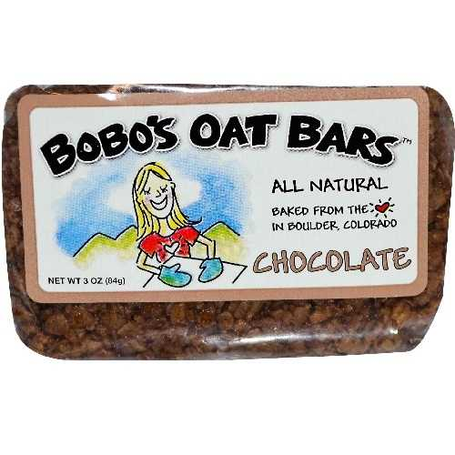 Bobo's Oat Bars All Natural Chocolate Oat Bar (12x3 Oz)
