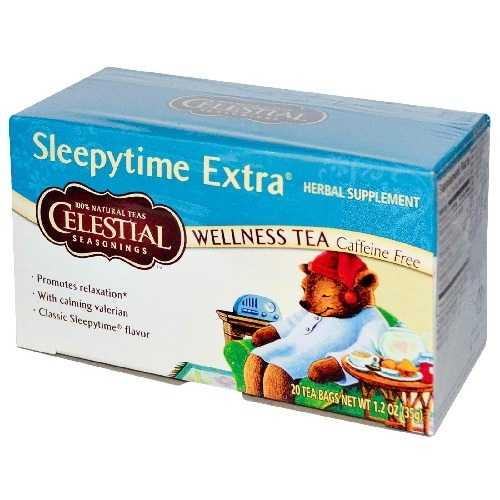 Celestial Seasonings Sleepytime Extra Herb Tea (6x20bag)