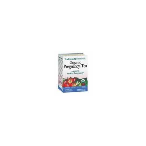 Traditional Medicinals Pregnancy Herb Tea (6x16 Bag)