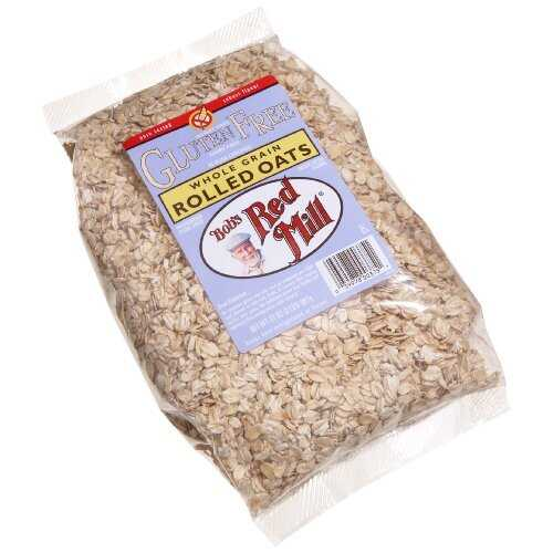Bob's Red Mill Rolled Oats Gluten Free (4x32 Oz)