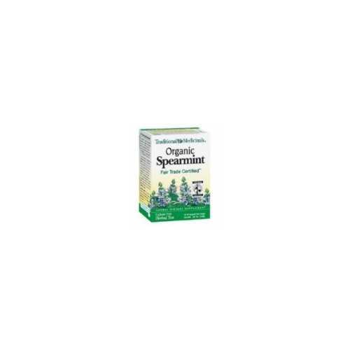 Traditional Medicinals Spearmint Tea (6x16 Bag)