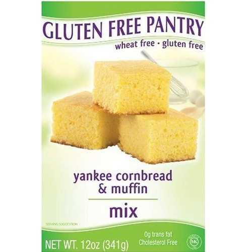 Gluten Free Pantry Cornbread Muffin Mix Wheat Free ( 6x12 Oz)