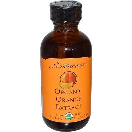 Flavorganics Orange Extract (1x2 Oz)