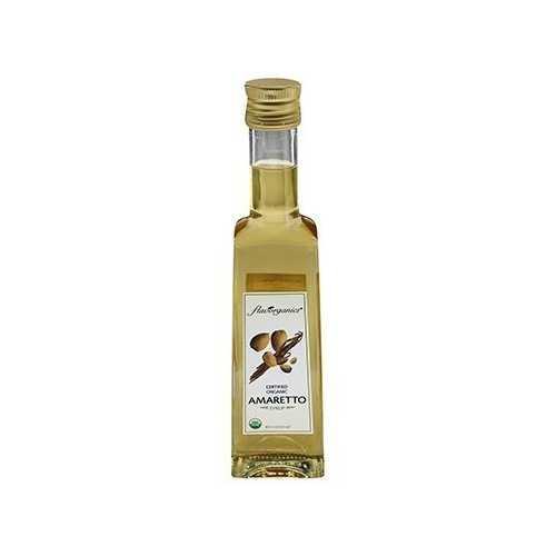 Flavorganics Amaretto Syrup (1x8.5 Oz)