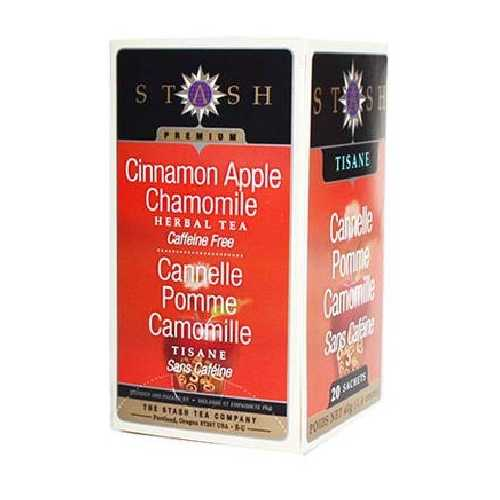 Stash Tea Cinnamon Apple Tea (6x20 CT)