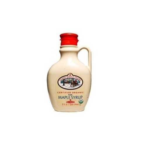 Shady Maple Farms Grade B Maple Syrup Plastic (6x32 Oz)