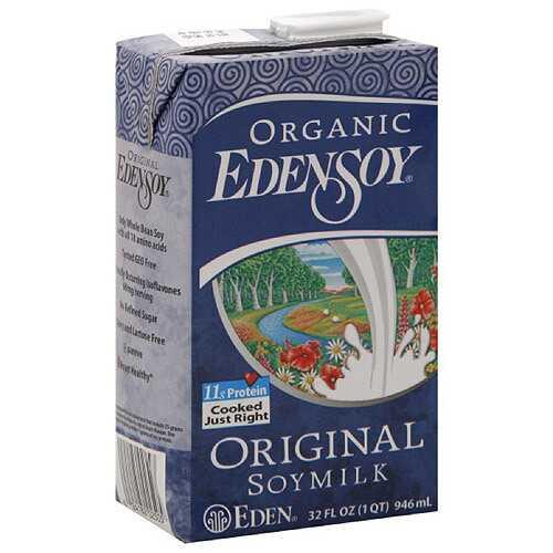 Eden Foods Edensoy Original (12x32 Oz)
