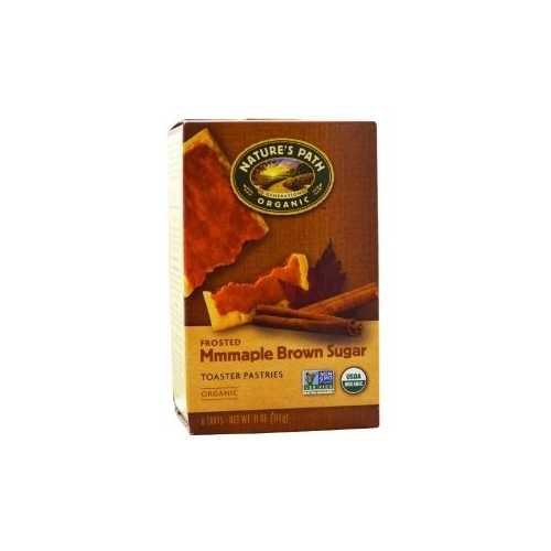 Nature's Path Frosted Brown Sugar Maple Toaster Pastry (12x11 Oz)
