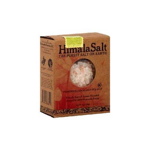 Himalayan Salt 7 Oz Refill Box (6x7 Oz)