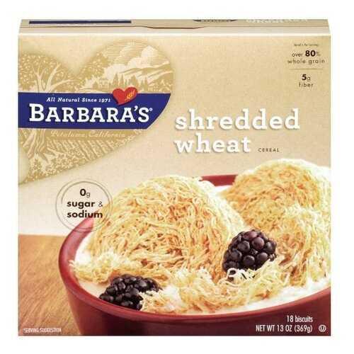 Barbara's Shredded Wheat (12x13 Oz)